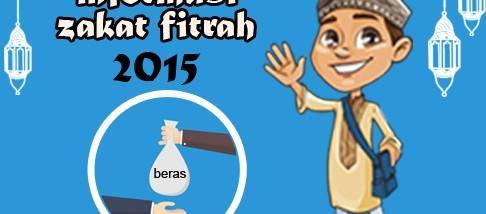 Informasi Zakat Fitrah 2015